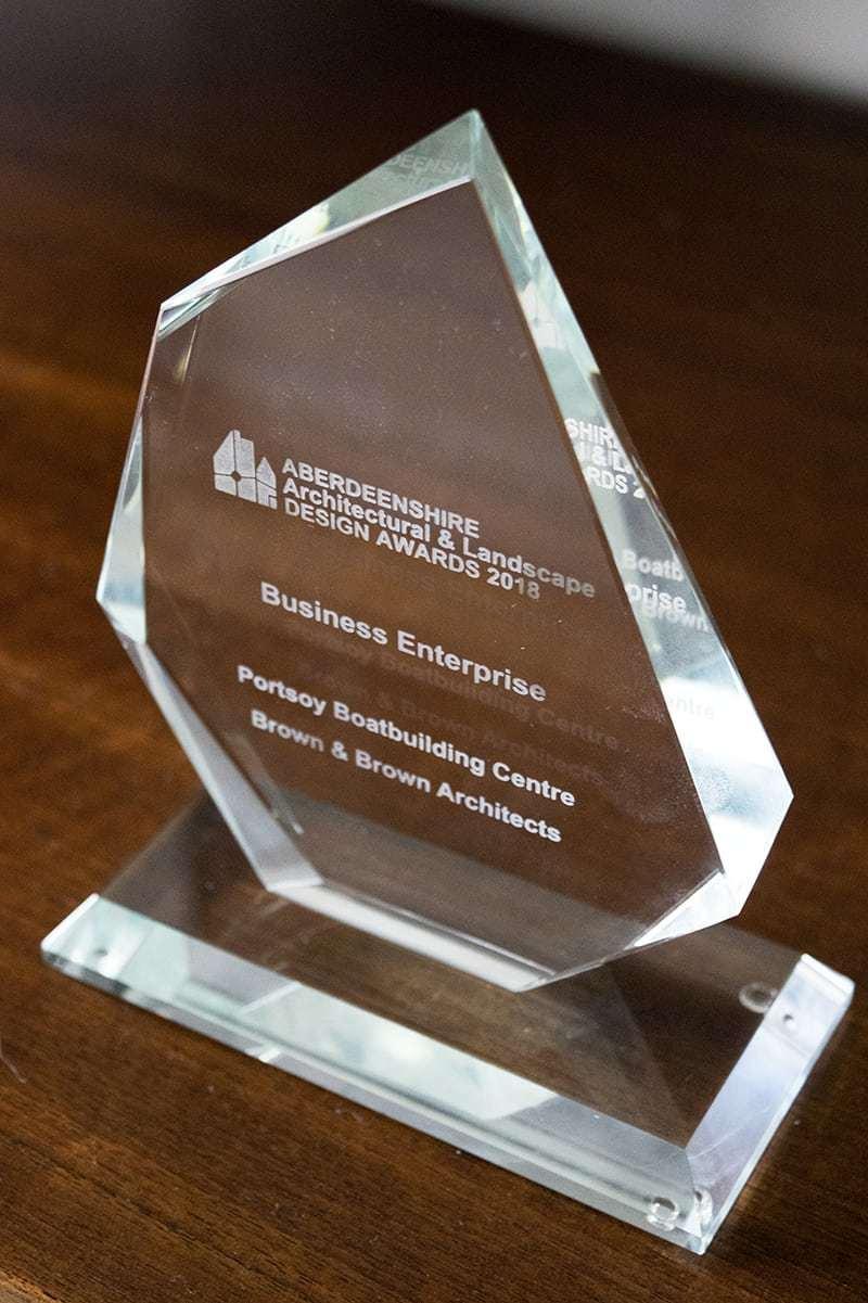 Portsoy Award website