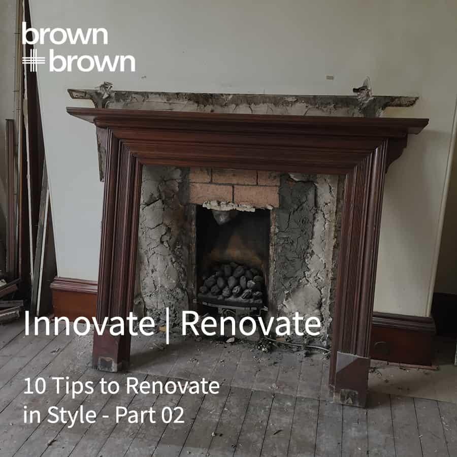 Innovate renovate part 02