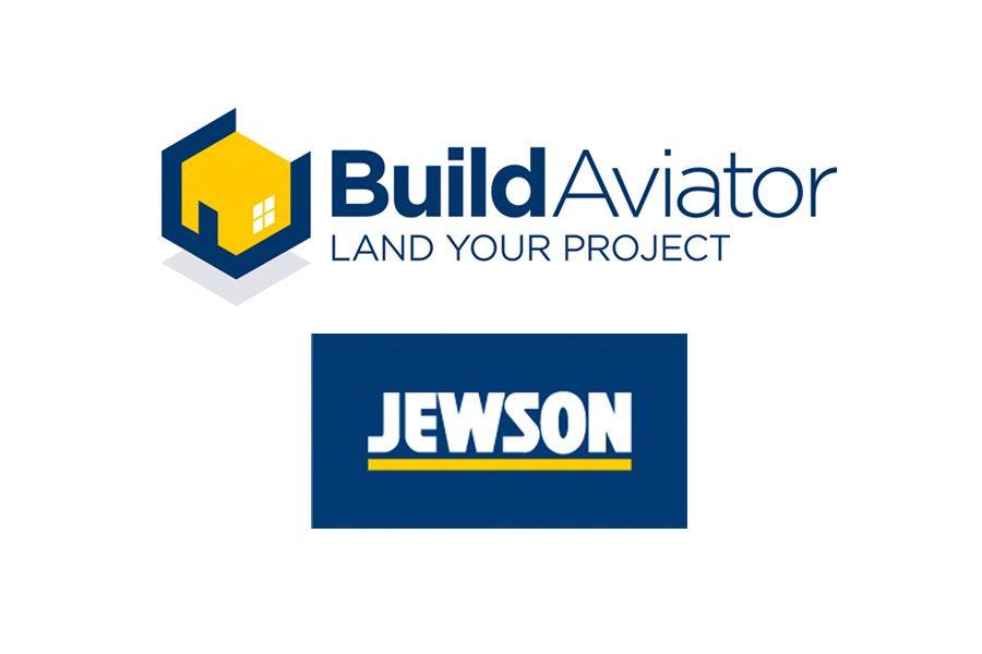 Build Aviator / Jewson Logo