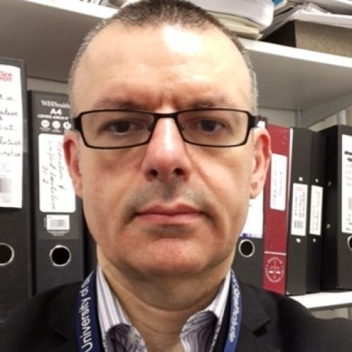 Dr Andrew Agapiou