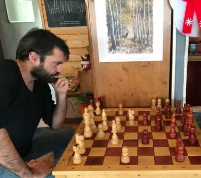 Aiko schaken