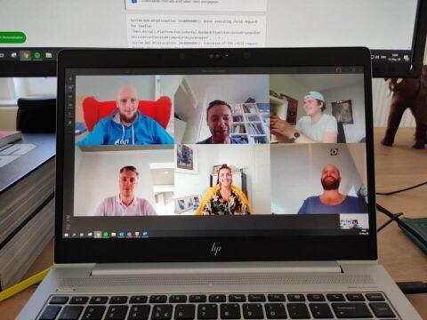 Case study Tele2: het team