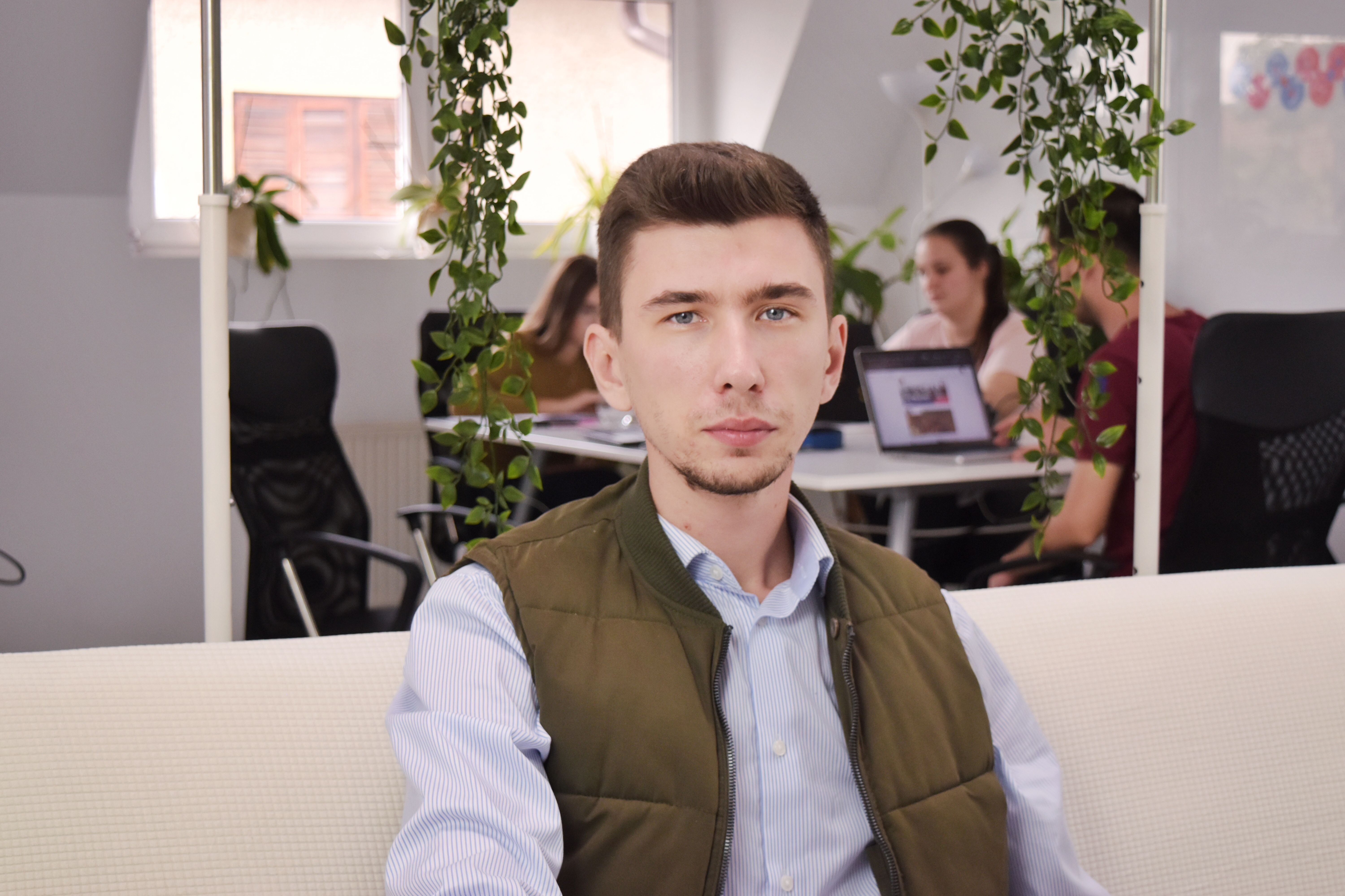 Meet George, our Project Manager