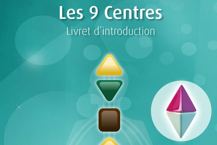 Livret d'introduction. Les 9 centres.