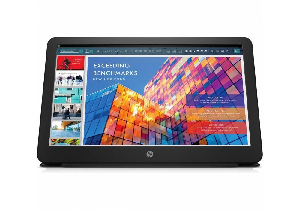 HP V14 14-inch USB Portable Monitor