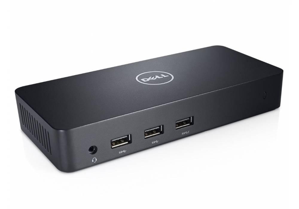 Dell UltraHD 4K USB 3.0 Docking Station (D3100)