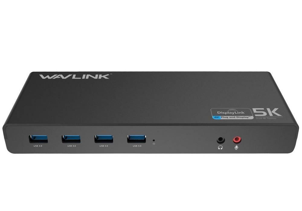 Wavlink Dual 4K Dock