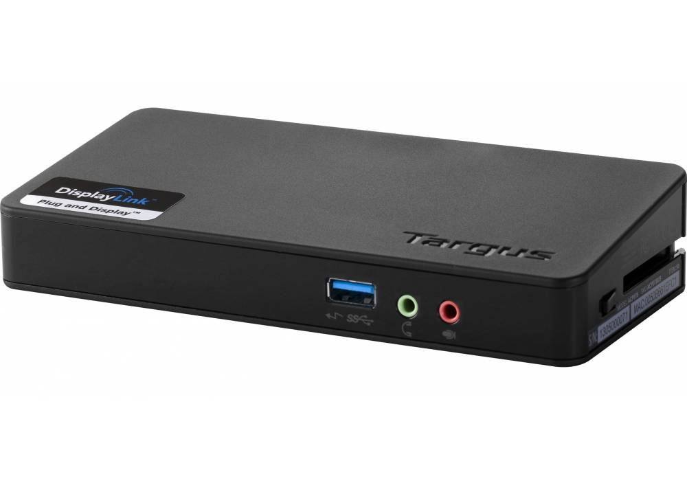 Targus Universal USB 3.0 SV Docking Station (ACP76)