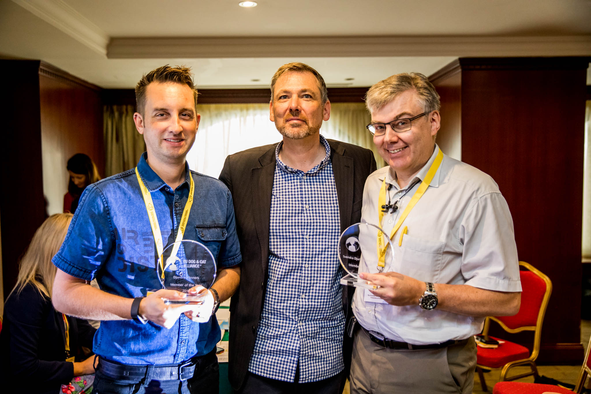 EU Dog & Cat Alliance 2019 Awards presented to most active members