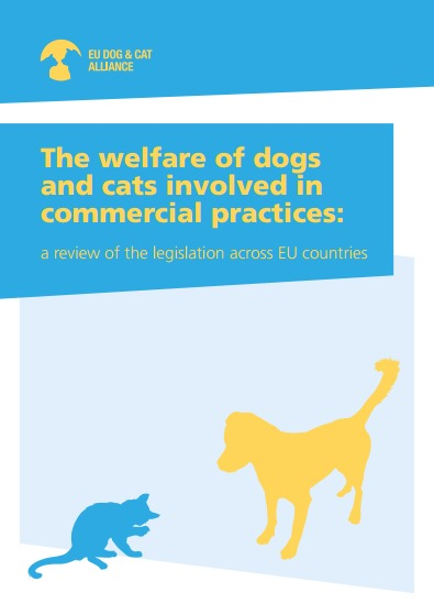 The welfare of dogs and cats involved in commercial practices