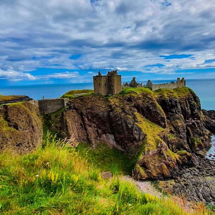Dunnottar Castle, St