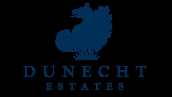 Dunecht Gryphon logo primary RGB DARKBLUE 1