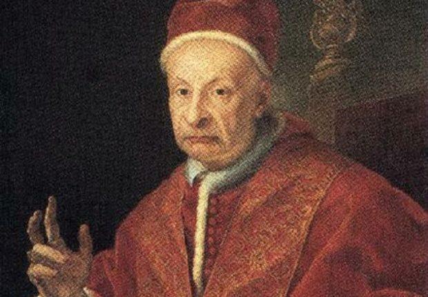 Pope benedict xiii 1