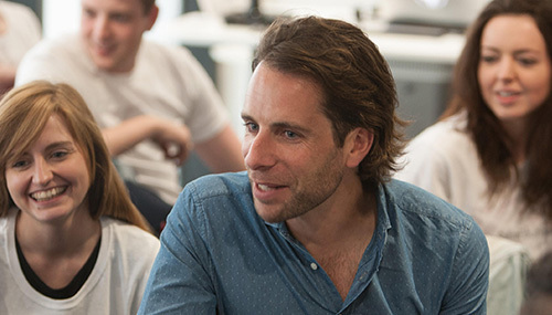 Recording: ES in Conversation with Mark Beaumont - Creating Impact: Work, Family & Community