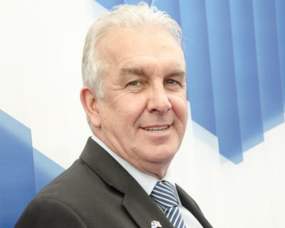 Derek Blackwood OBE