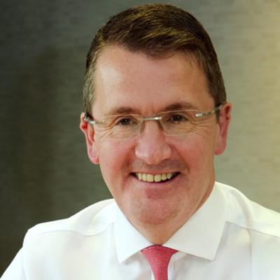 Colin Robertson, CBE