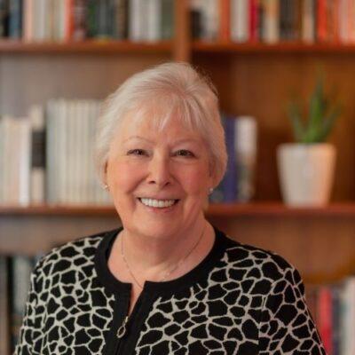 Helen Sayles CBE