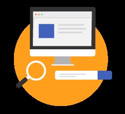 web design boost seo icon