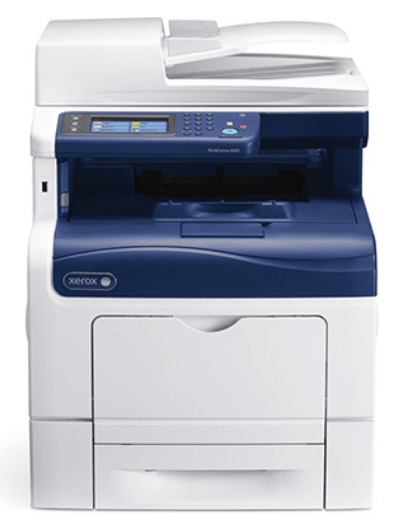 Xerox WorkCentre 6505/DN photocopier