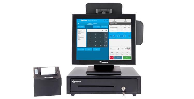 EPOS Now retail EPOS system