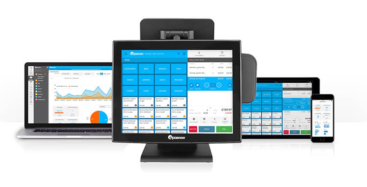 EPOS Now on multiple devices