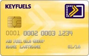 Keyfuels PAY-G Card