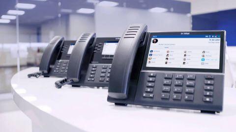 Mitel VoIP Phone