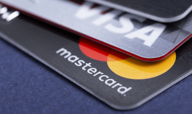 Credit cards you can accept with a merchant account