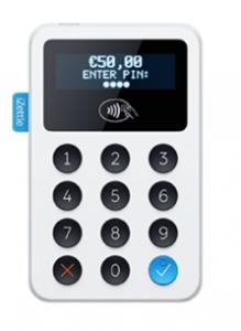 iZettle PDQ card machine