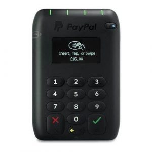 PayPal Here PDQ card machine