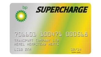 BP Supercharge