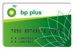 BP Plus Card