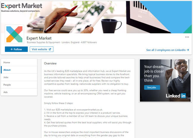What Are The Different Types Of Websites Expert Market July 2020