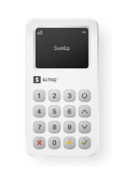 SumUp 3G card reader