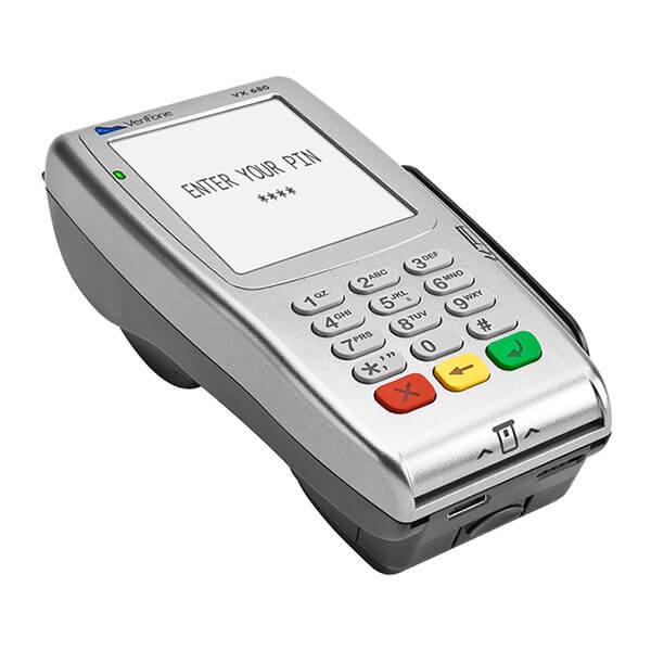 verifone vx680 card machine