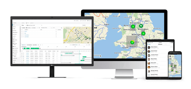 Verizon Connect review: the vehicle tracking software in action