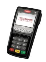 RMS countertop card machine