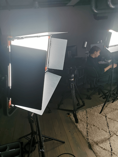 video production lights cost