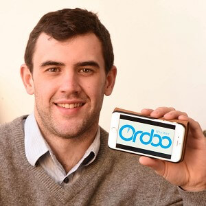 tom dewhurst ordoo founder