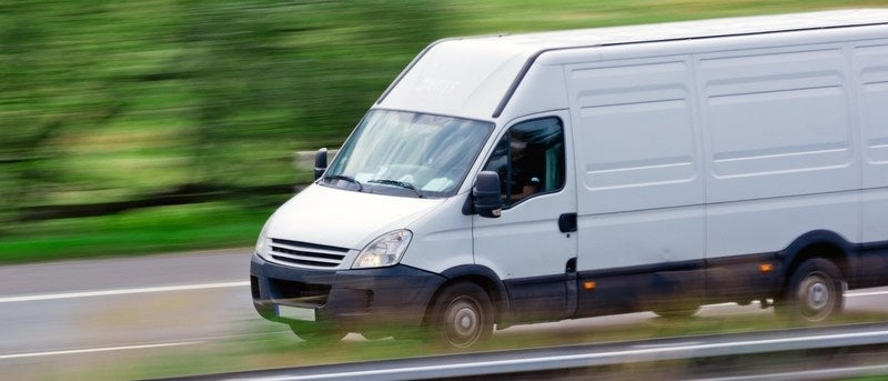 van tracking system