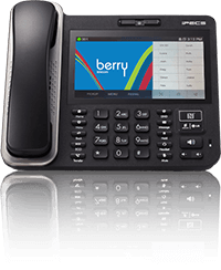 Berry Technologies Cloud Phone System small business phone system