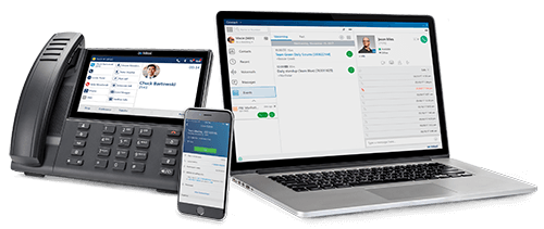 Mitel MiCloud Connect small business phone system