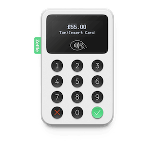 Zettle card reader 2 2021