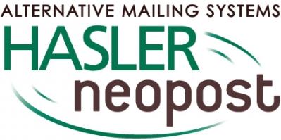 Hasler Neopost logo