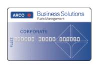 arco fleet card