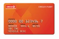 circle k fleet card