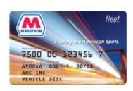 marathon petroleum card