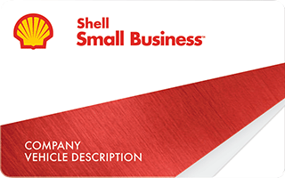Shell Small Business Card