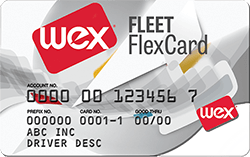 The WEX FlexCard