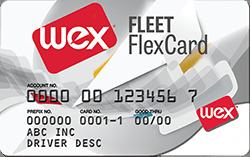 The WEX FlexCard